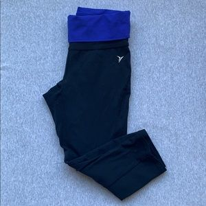 3 for $30 Old Navy Active foldover capris